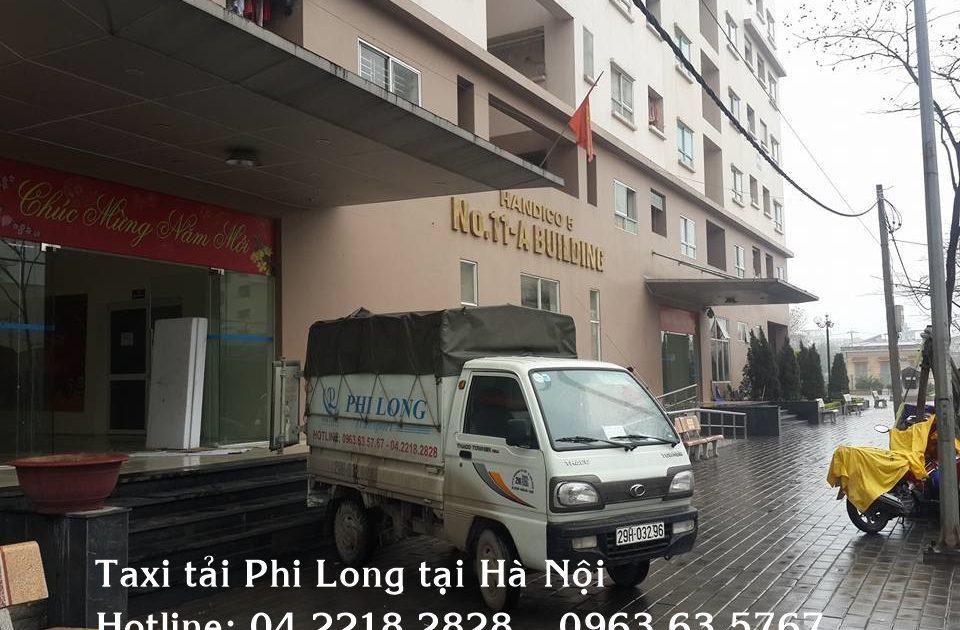 Cho thuê xe tải giá rẻ tại phố Tô Hiệu