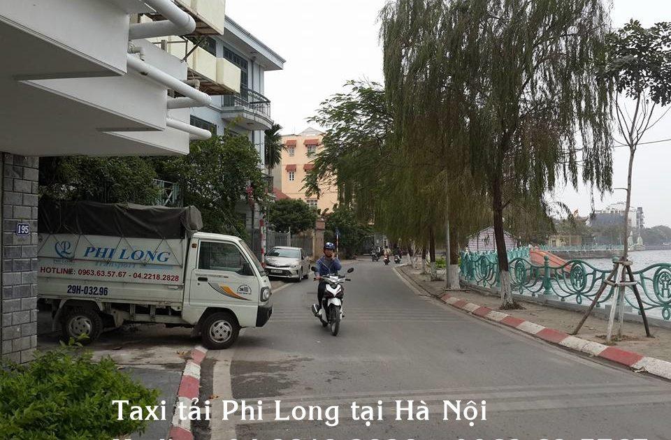 Cho thuê xe tải tại quận Hoàn Kiếm Phi Long
