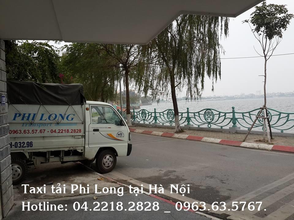 Công ty Phi Long chuyên cho thuê xe tải giá rẻ tại phố Bà Triệu_quận Hà Đông
