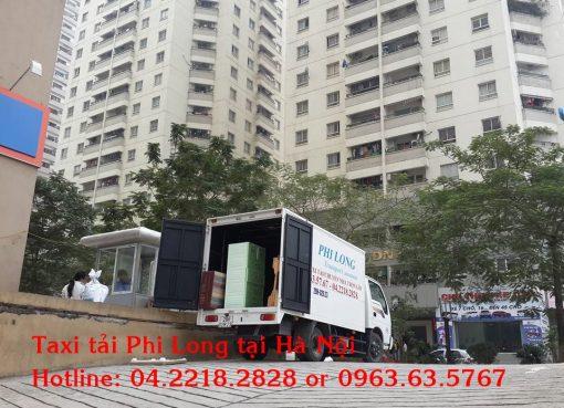 Cho thuê xe tải Phi Long tại quận Hoàng Mai giá cực rẻ