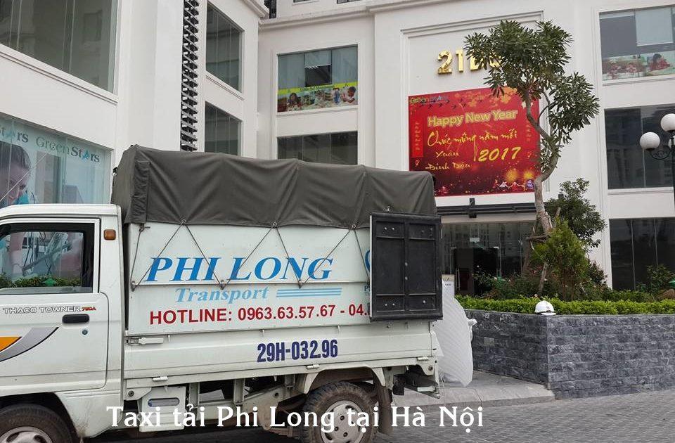 Phi Long cho thuê xe tải 5 tạ tại Hà Nội