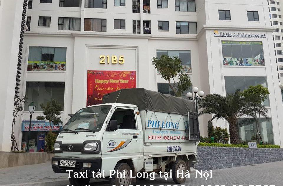 Dịch vụ cho thuê xe tải Phi Long tại quận Đống Đa