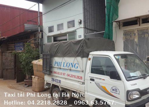 Phi Long cho thuê xe tải giá rẻ tại phố Ao Sen
