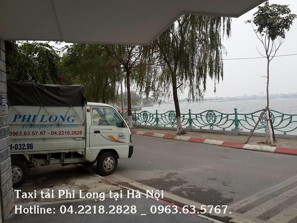 Dịch vụ thuê xe tải giá rẻ Phi Long tại quận Hoàn Kiếm