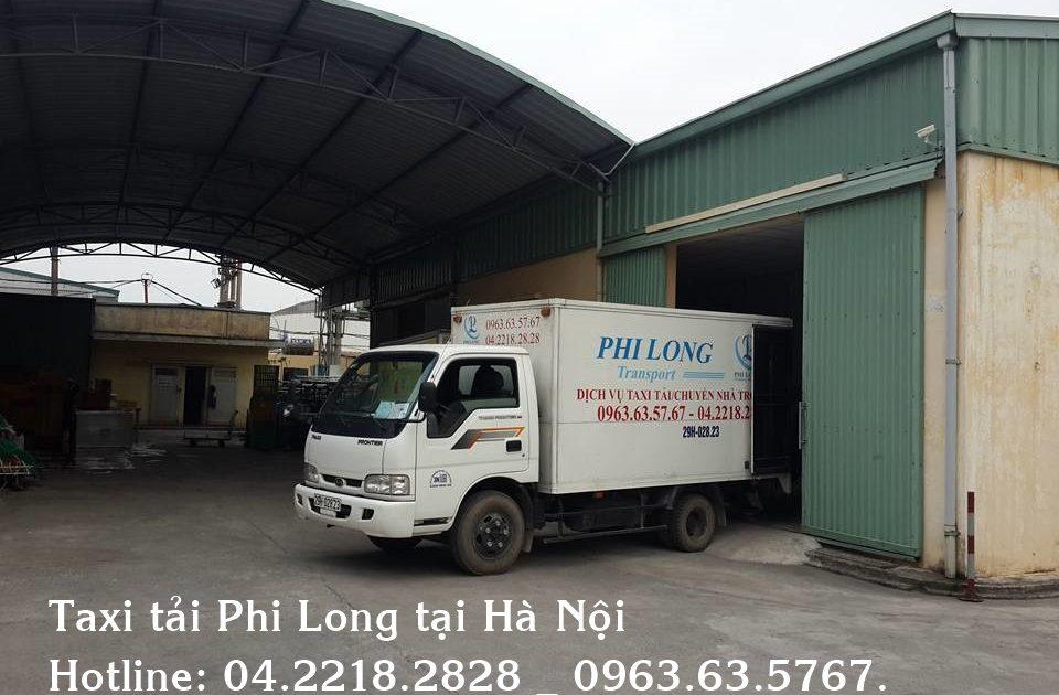 Cho thuê xe tải giá siêu rẻ tại quận Hà Đông