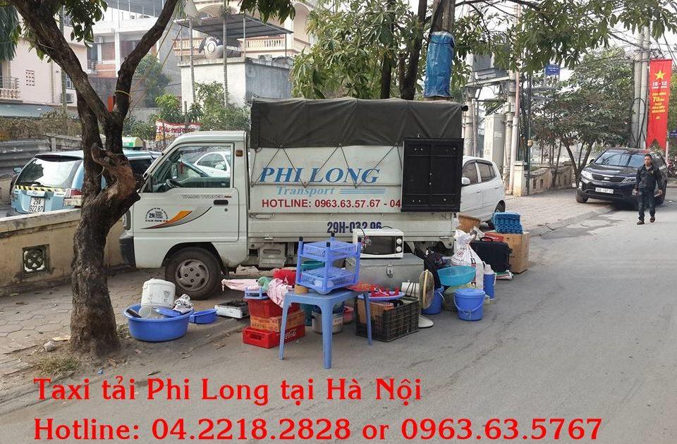 Cho thuê xe tải tại quận từ Liêm giá rẻ