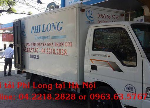 Cho thuê xe tải chuyên nghiệp tại quận Từ Liêm