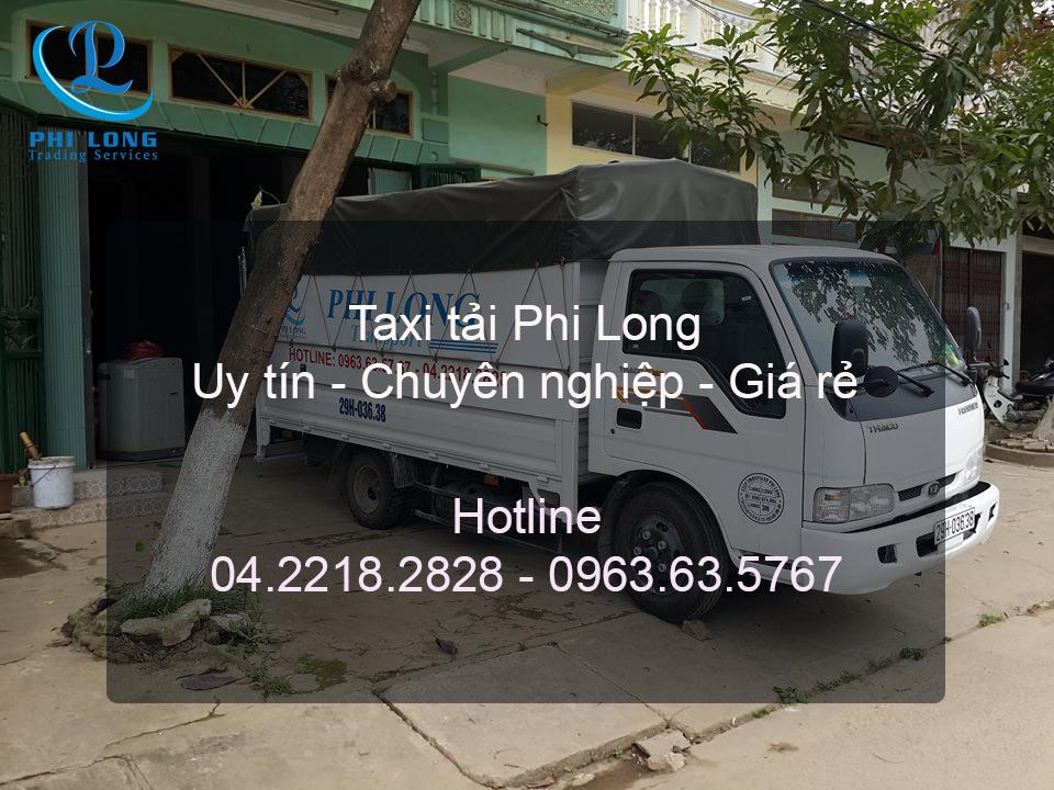 Cho thuê xe tải giá rẻ Phi Long tại quận Hà Đông thành phố Hà Nội