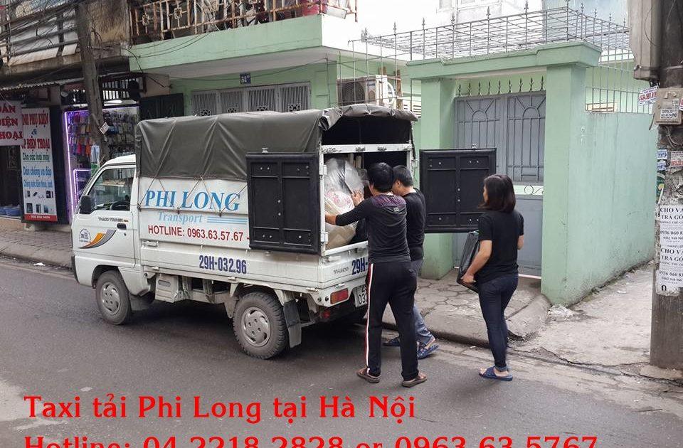 Chuyển nhà giá rẻ tại quận Hà Đông Phi Long