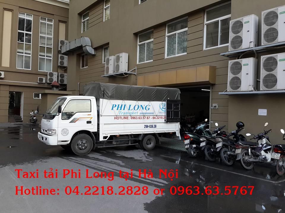 Cho thuê xe tải tại thị Xã Sơn Tây