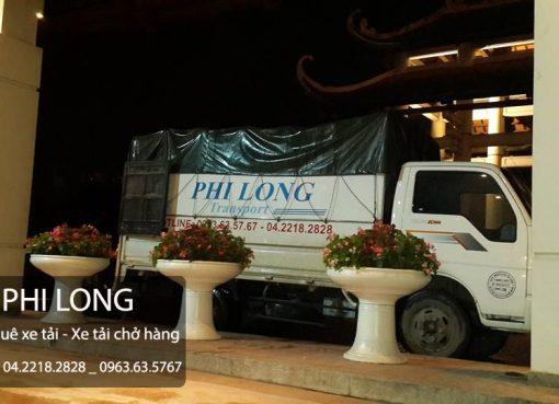 Cho thuê xe tải tại phố Chính Kinh