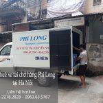 Cho thuê xe tải 3.5 tấn giá rẻ tại phố Đức Giang
