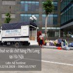Cho thuê xe tải giá rẻ tại phố Mai Phúc - 0963.63.5767