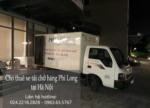 Cho thuê xe tải 2 tấn giá rẻ tại phố Nguyễn Tri Phương