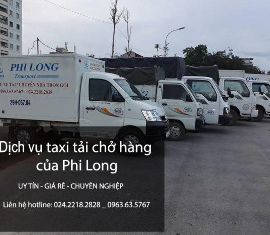 Cho thuê xe tải giá rẻ tại phố Yên Nội