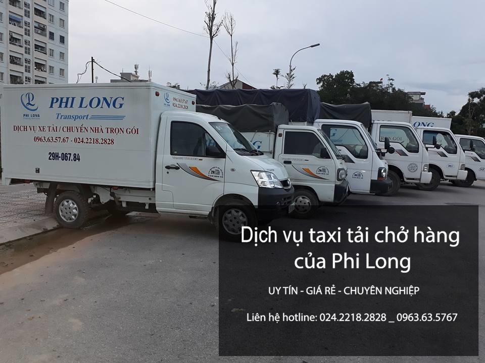 Cho thuê xe tải giá rẻ tại phố Huỳnh Tấn Phát