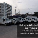Cho thuê xe tải 5 tạ giá rẻ tại phố Phúc Hoa
