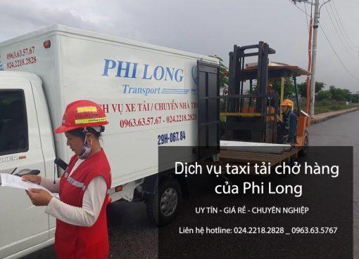 Cho thuê xe tải giá rẻ tại phố Ỷ Lan