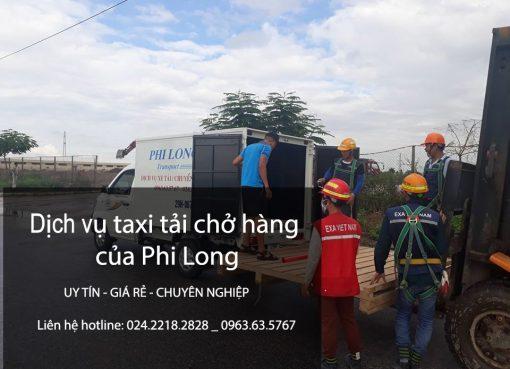 Cho thuê xe tải giá rẻ tại phố Nguyễn Công Trứ
