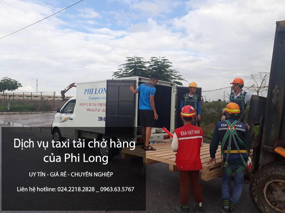 Dịch vụ cho thuê xe tải giá rẻ tại phố Trần Thủ Độ