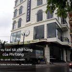 Dịch vụ cho thuê xe tải chở hàng giá rẻ tại phố Đặng Văn Ngữ
