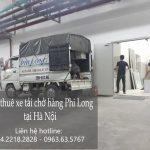 Cho thuê xe tải chở hàng từ hà nội đi Sơn La