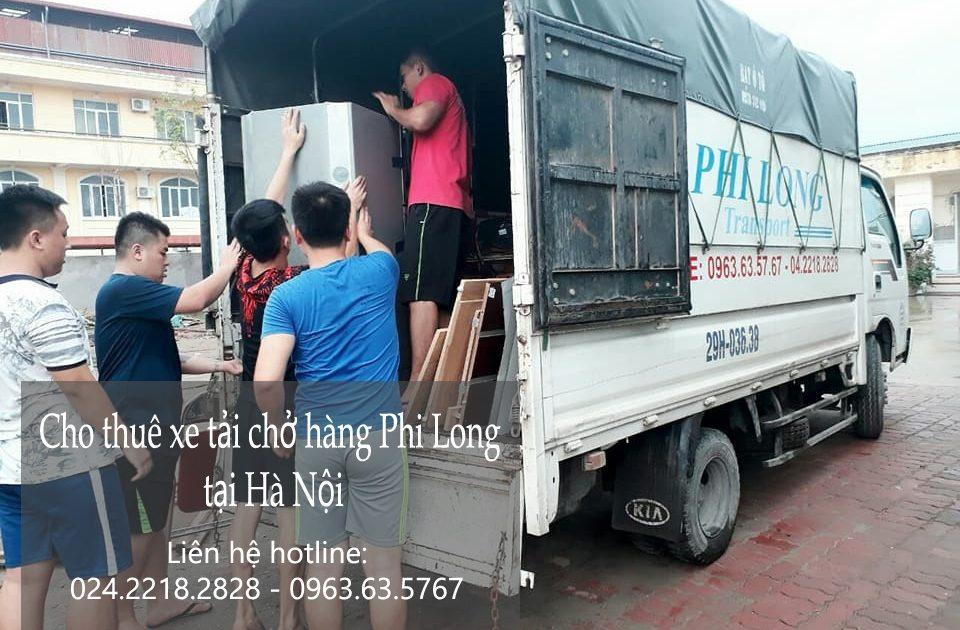 Dịch vụ cho thuê xe tải Phi Long tại phố Vũ Hữu Lợi