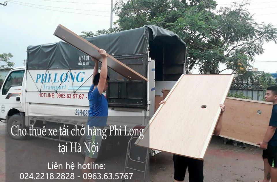 Cho thuê xe tải giá rẻ tại phố Lâm Hạ-0963.63.5767