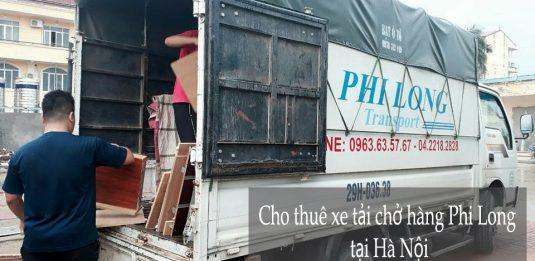 Dịch vụ cho thuê xe tải giá rẻ tại phố Nguyên Khiết-0963.63.5767