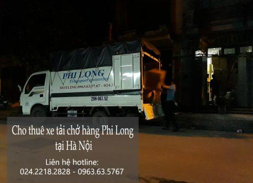 Cho thuê xe tải giá rẻ phố Hoa Mai-LH 0963.63.5767