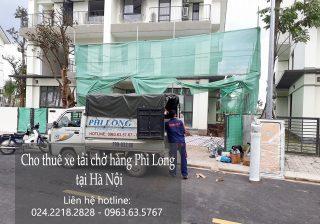 Cho thuê xe tải nhỏ tại phố Nguyễn Cao Luyện-0963.63.5767