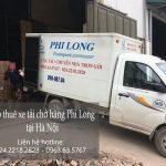 Cho thuê xe tải chở hàng từ hà nội đi Lào Cai