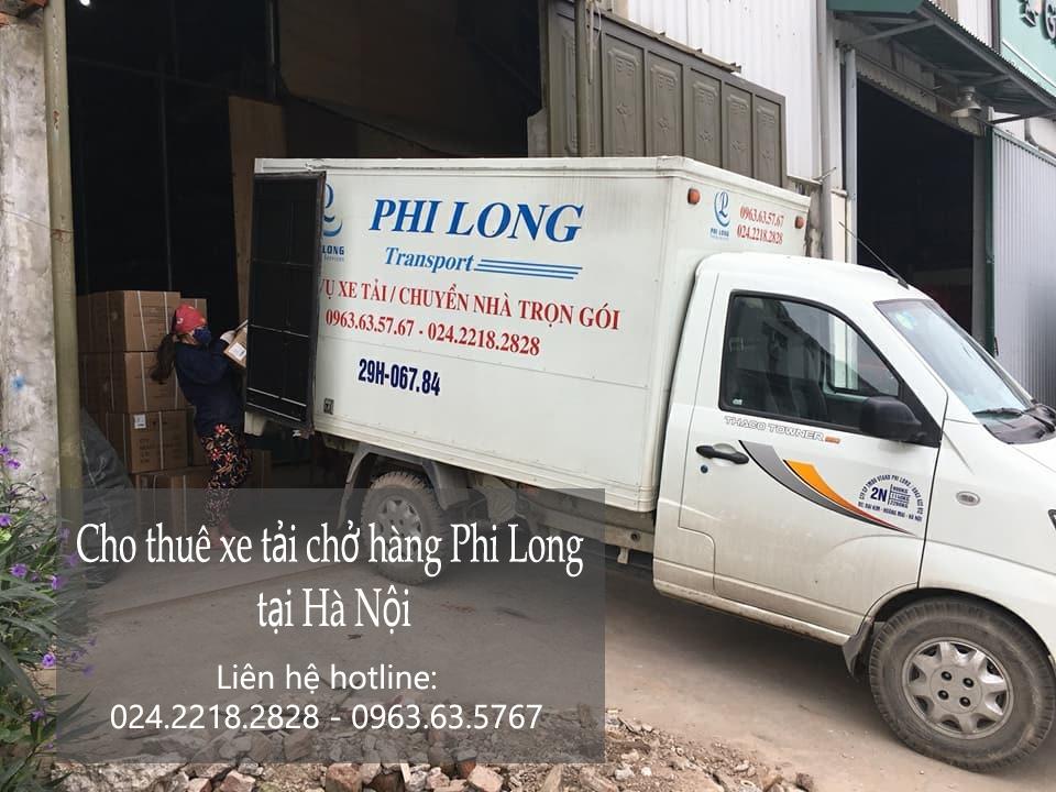 Dịch vụ cho thuê xe tải giá rẻ tại phố Nguyễn Hữu Thọ