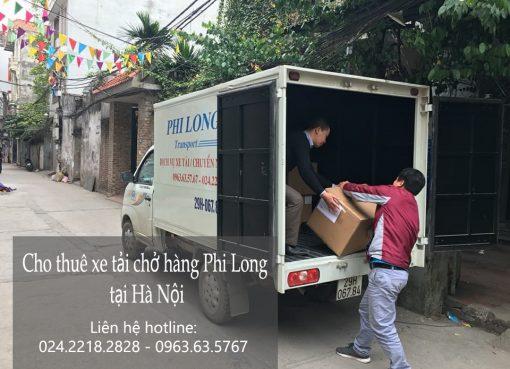 Cho thuê xe tải chở hàng từ hà nội đi Vĩnh Phúc