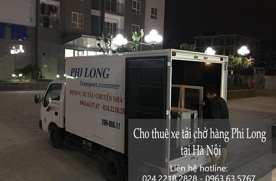 Cho thuê xe tải chở hàng từ hà nội đi Thái Bình