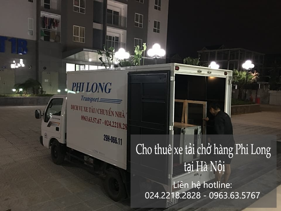 Dịch vụ cho thuê xe tải giá rẻ tại phố Nam Đồng