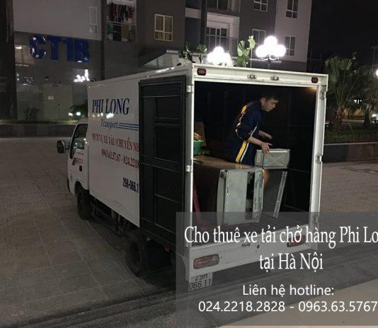 Cho thuê xe tải chở hàng từ hà nội đi Ninh Bình