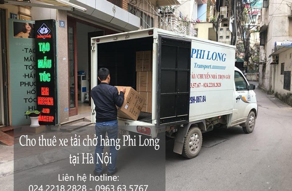 Cho thuê xe tải chở hàng từ Hà Nội đi Hải Dương