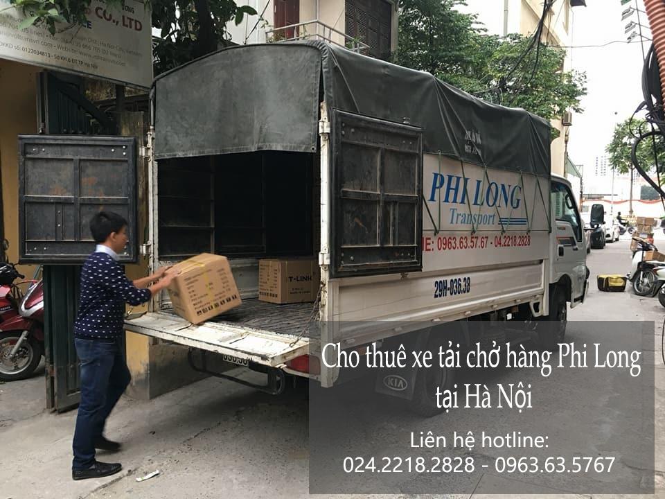 Cho thuê xe tải chở hàng từ Hà Nội đi Hà Nam