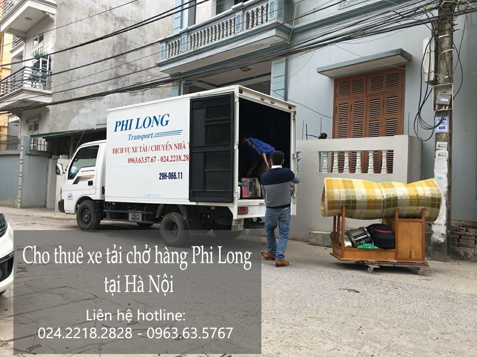 Cho thuê xe tải giá rẻ tại phố Ngô Minh Dương