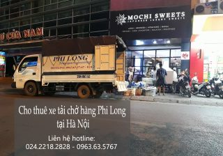 Cho thuê xe tải chở hàng từ hà nội đi Hà Giang