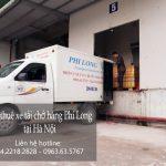 Cho thuê xe tải chở hàng từ hà nội đi Yên Bái