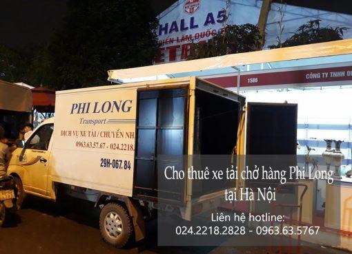 Cho thuê xe tải chở hàng từ Hà Nội đi Bắc Ninh-0963.63.5767.