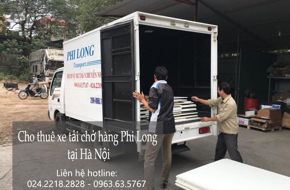 Cho thuê xe tải chở hàng từ hà nội đi Nam Định