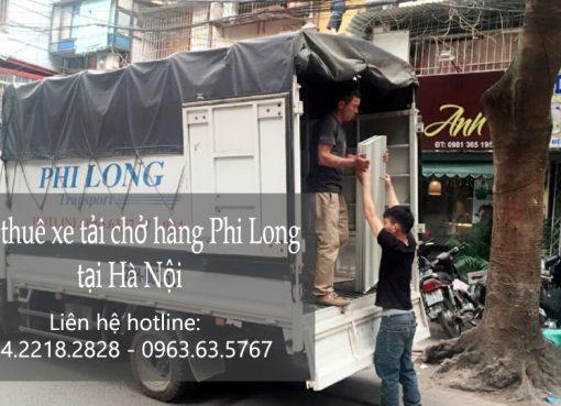 Cho thuê xe tải giá rẻ tại phố Trịnh Hoài Đức