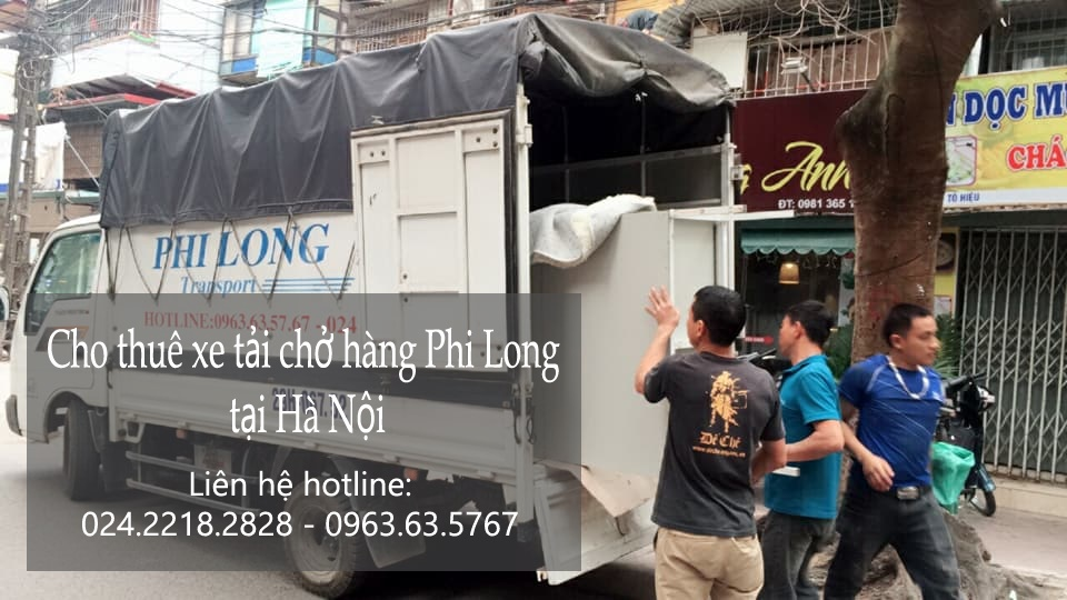 Cho thuê xe taxi tải tại phố Vũ Xuân Thiều