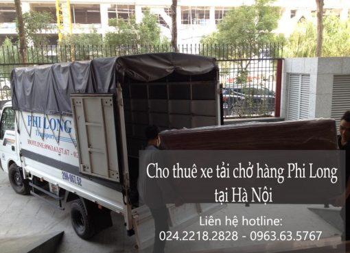 Cho thuê xe tải giá rẻ tại phố Phùng Khoang