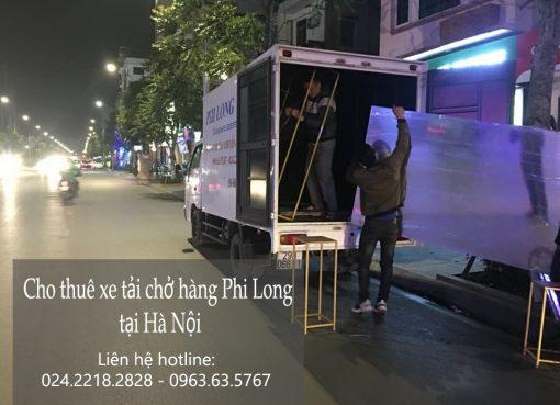 Dịch vụ cho thuê xe tải 1 tấn giá rẻ tại phố Nguyễn Du
