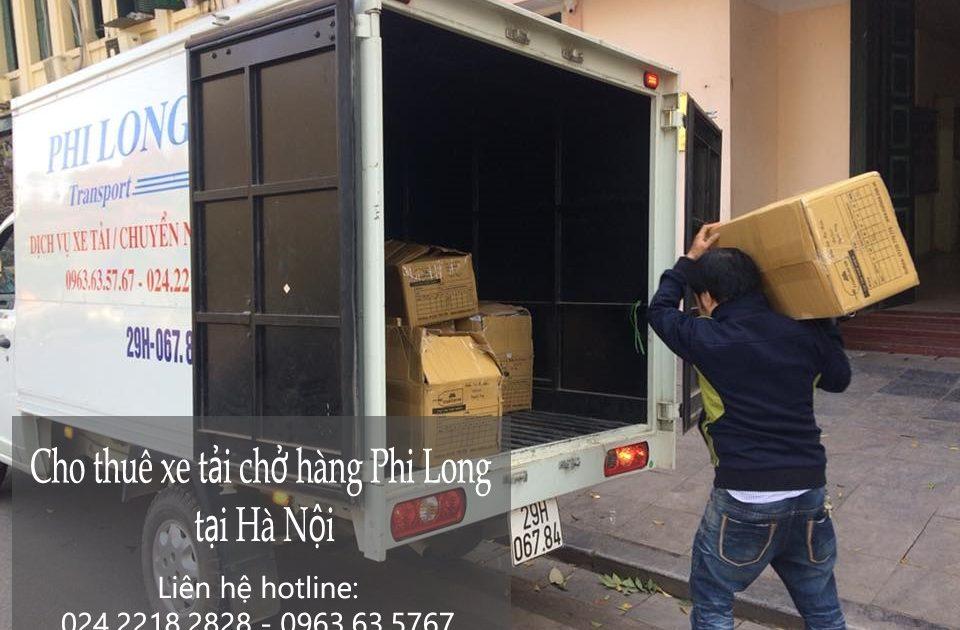 Cho thuê xe tải uy tín tại phố Đỗ Hành