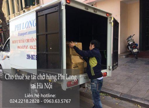Cho thuê xe tải nhỏ giá rẻ tại phố Thanh Bình
